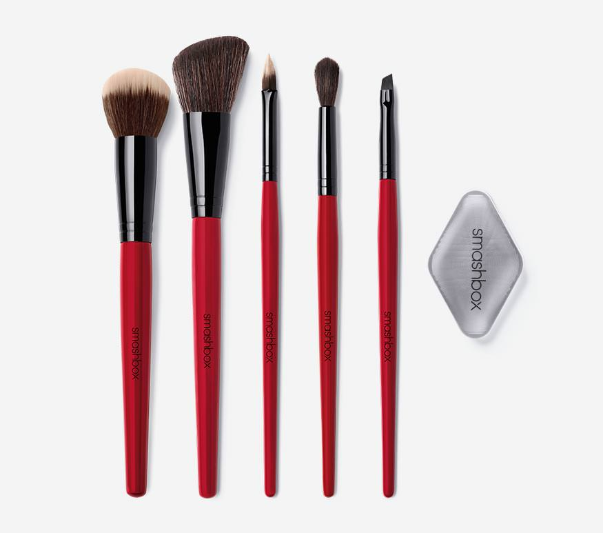 CAMERA READY ESSENTIAL BRUSH SET